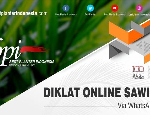 DIKLAT ONLINE SAWIT (DOS)